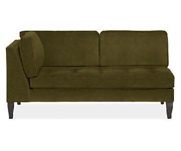 Room & Board Hutton Left-Arm Sofa