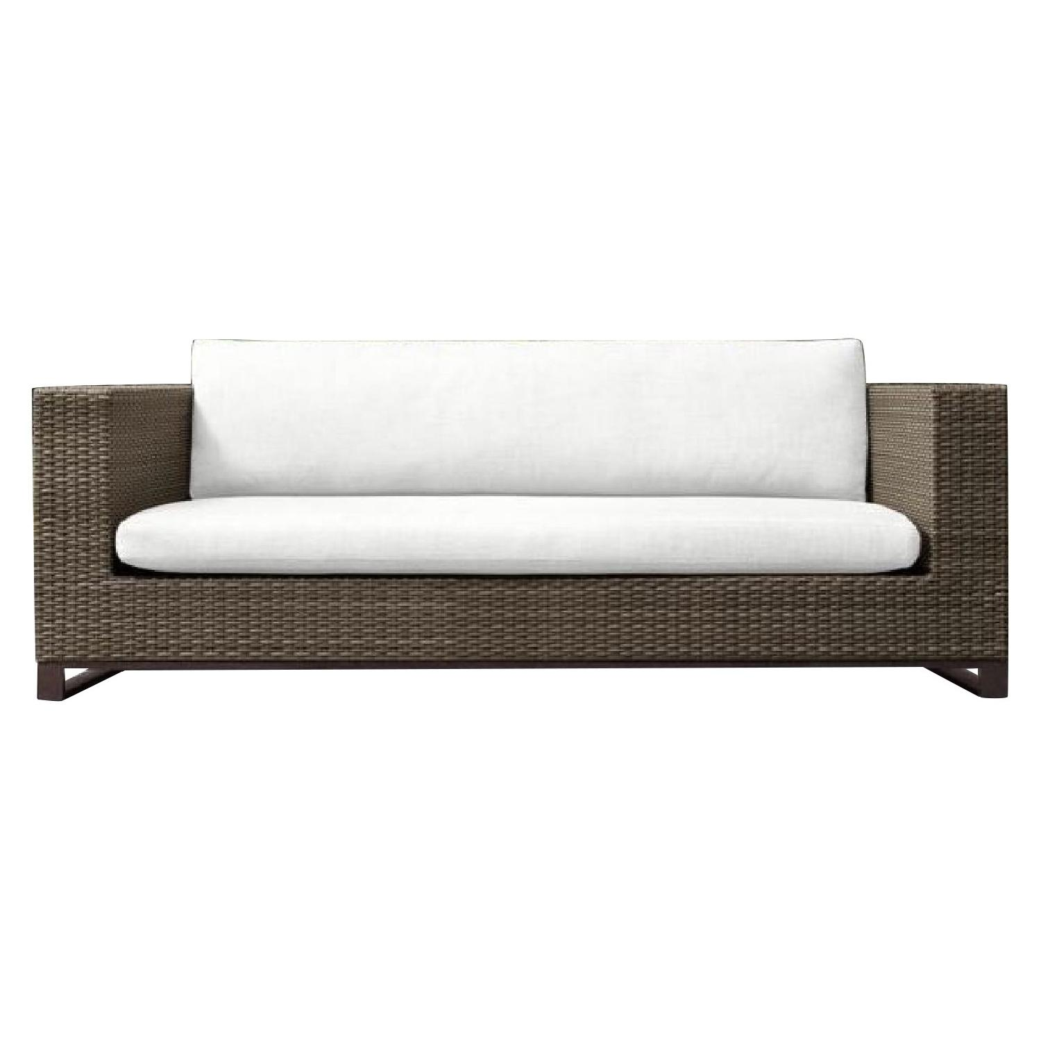 Restoration Hardware Tiburon Sofa w/ Cushions