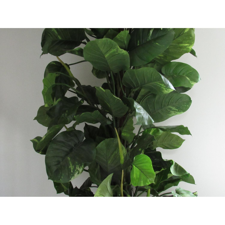 Giant Faux Devil's Ivy Potted Plant-1