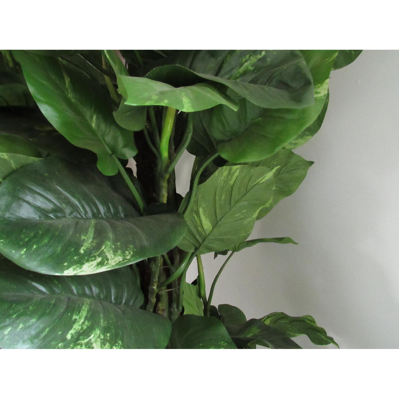 Giant Faux Devil's Ivy Potted Plant-3