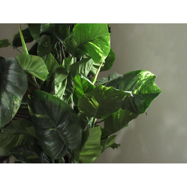 Giant Faux Devil's Ivy Potted Plant-6