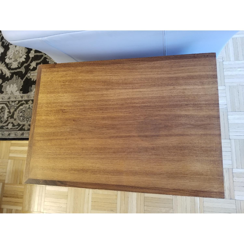 Room & Board Wood End Table in Walnut-2