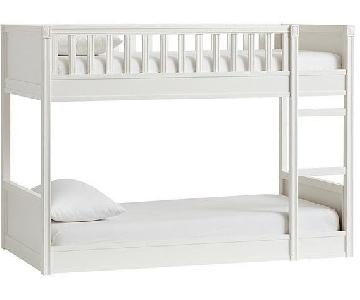 Pottery Barn Hayes Low Bunk Bed
