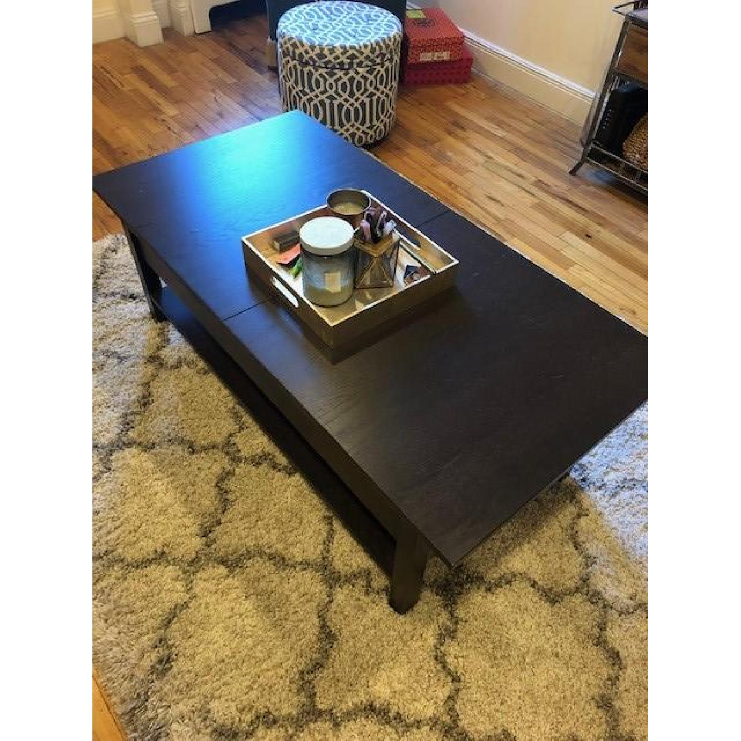 Storage Coffee Table-0