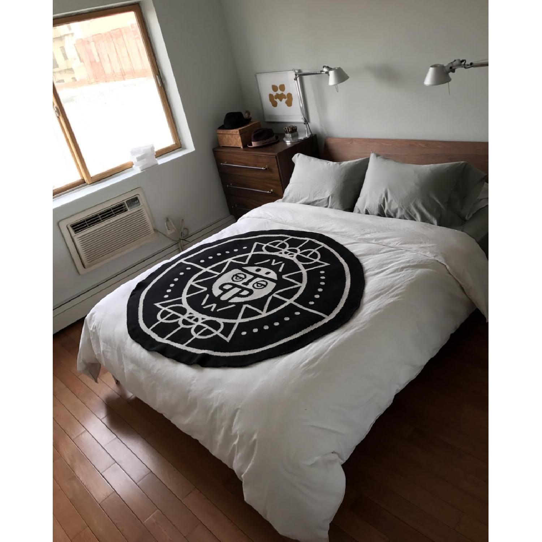 Design Within Reach Min Bed w/ Headboard-1