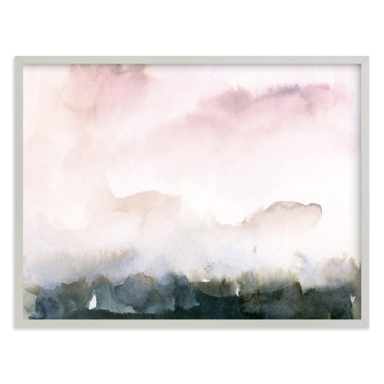 Minted Wakeland Framed Print