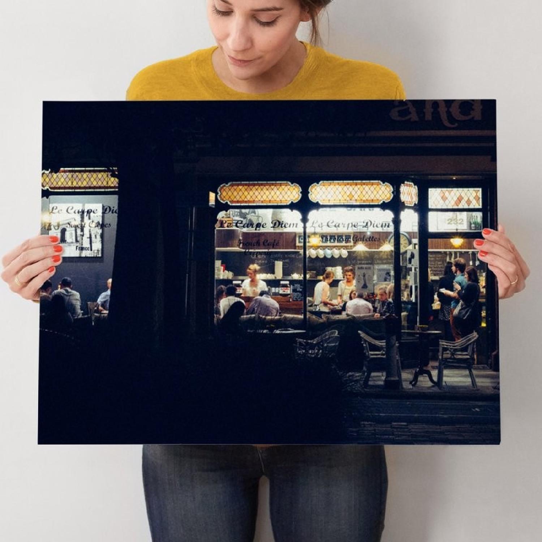 Minted Paris Nights Framed Print-1
