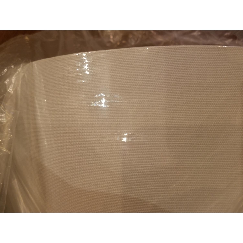 Restoration Hardware French Drum Linen Shade-6