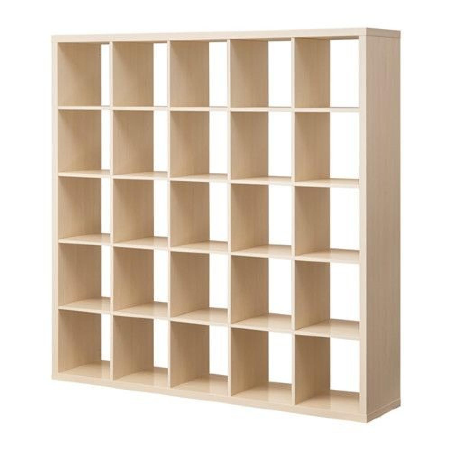 Ikea Kallax Shelving Unit in Birch