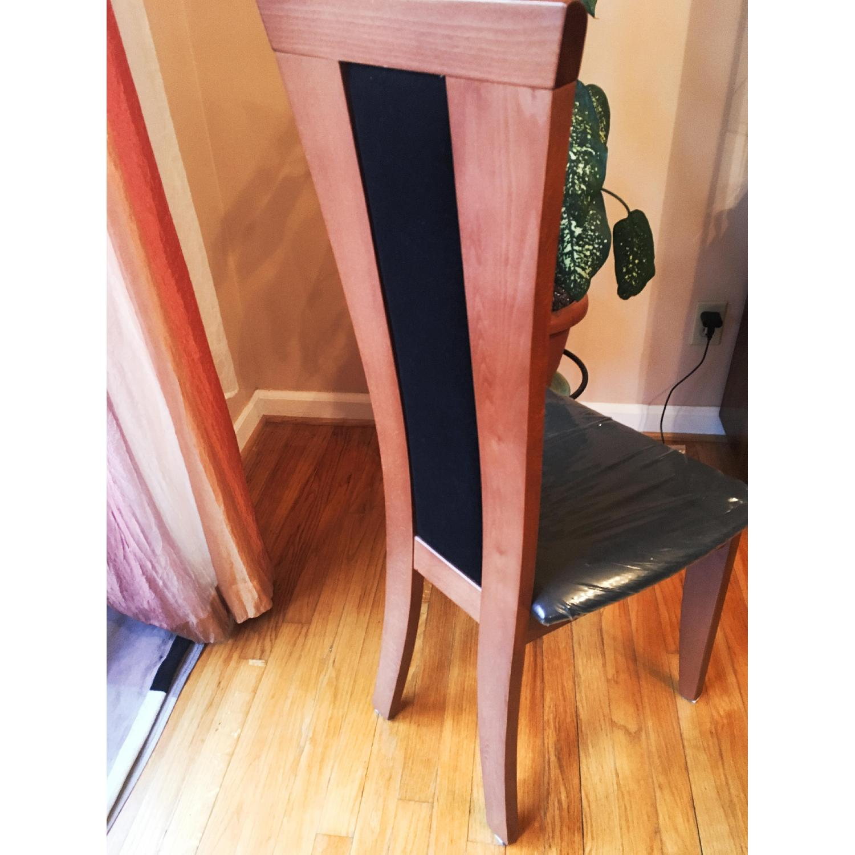 Miro Italian Wood High-Back Dining Chairs-0