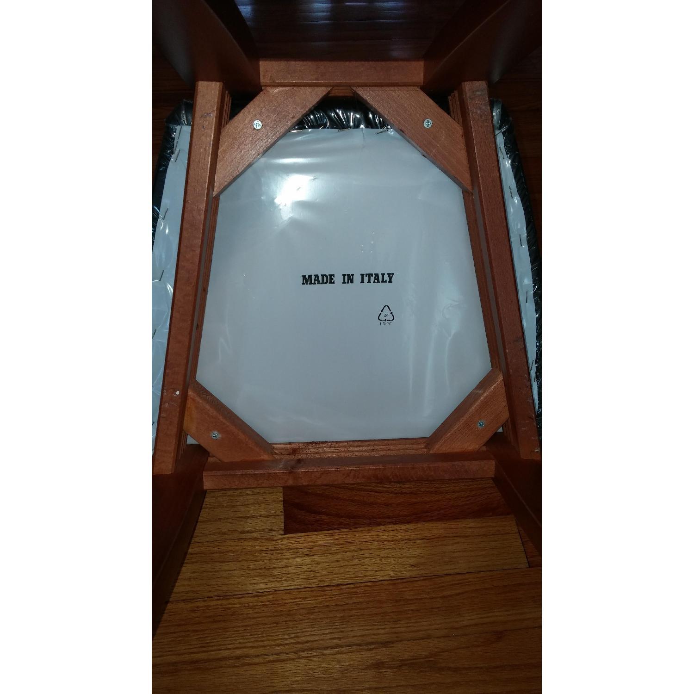 Miro Italian Wood High-Back Dining Chairs-1