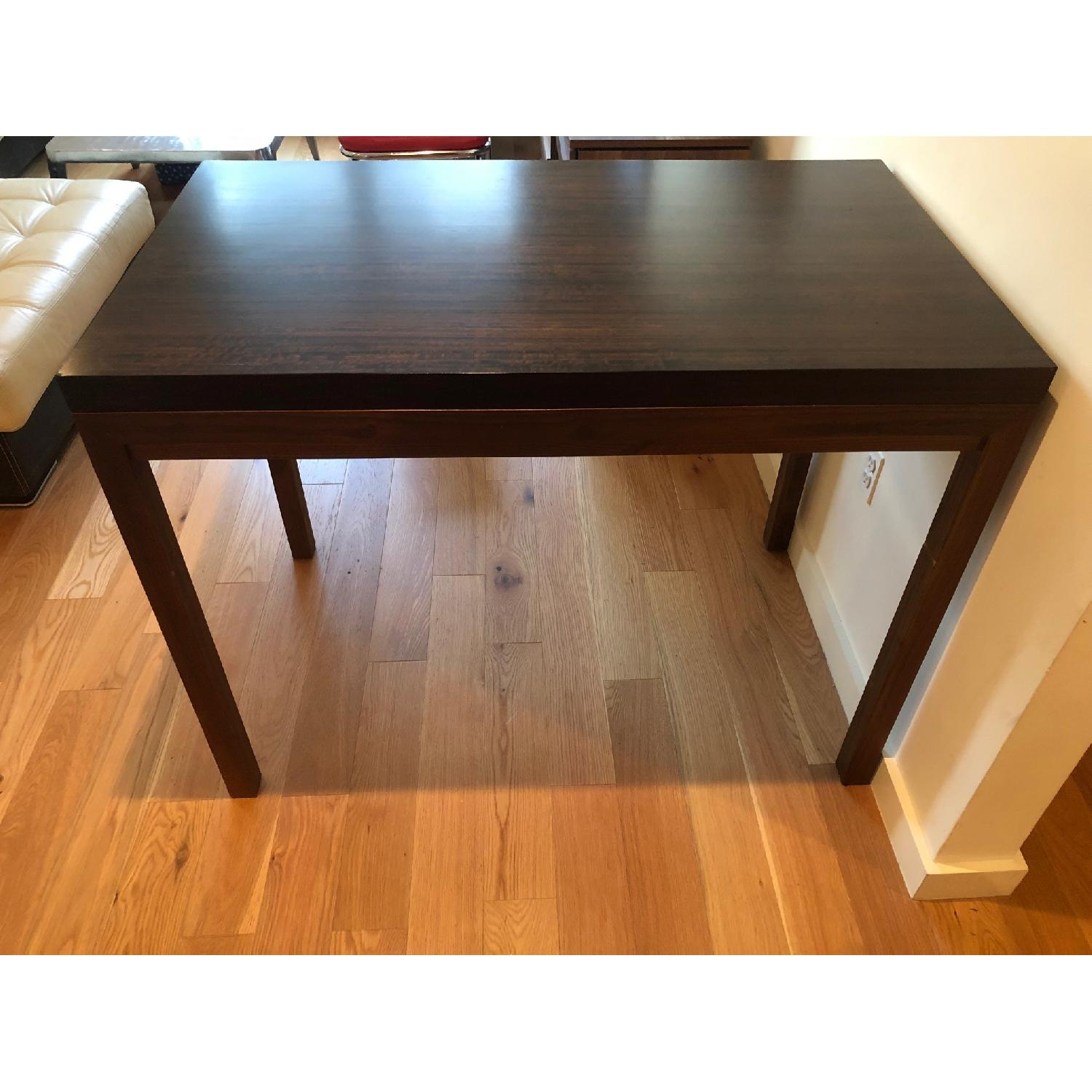 Crate & Barrel Parsons High Dining Table-0