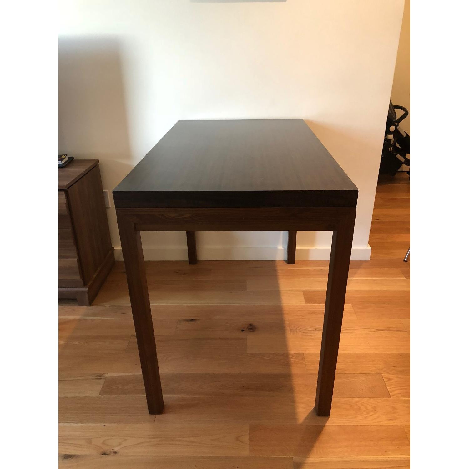 Crate & Barrel Parsons High Dining Table-2