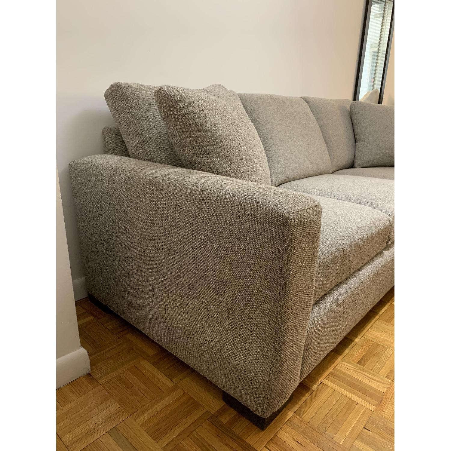 Room & Board Sectional Sofa w/ Reversible Chaise-5