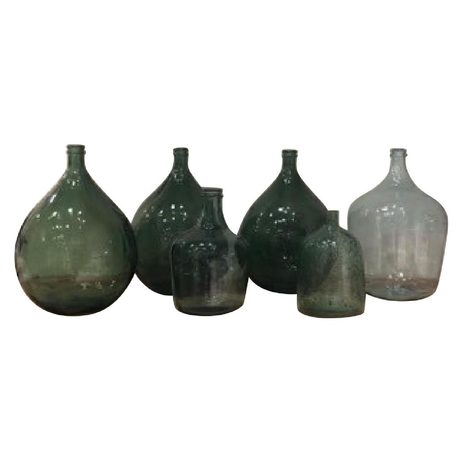 Urban Outfitters Glass Vases