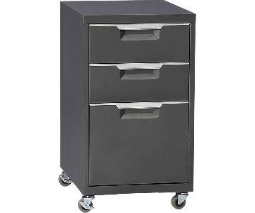 CB2 TPS 3-Drawer Filing Cabinet