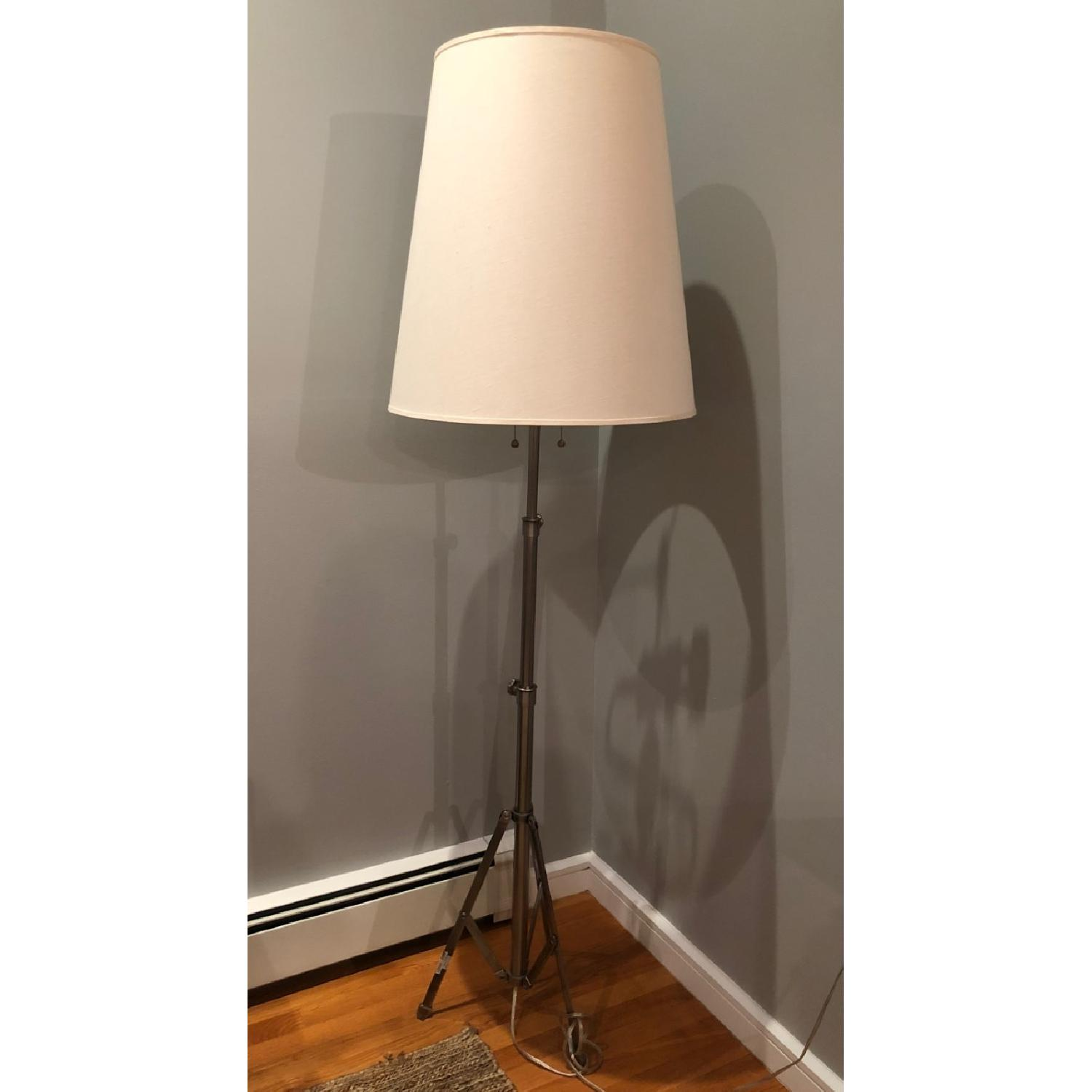Pottery Barn Tripod Floor Lamp-1
