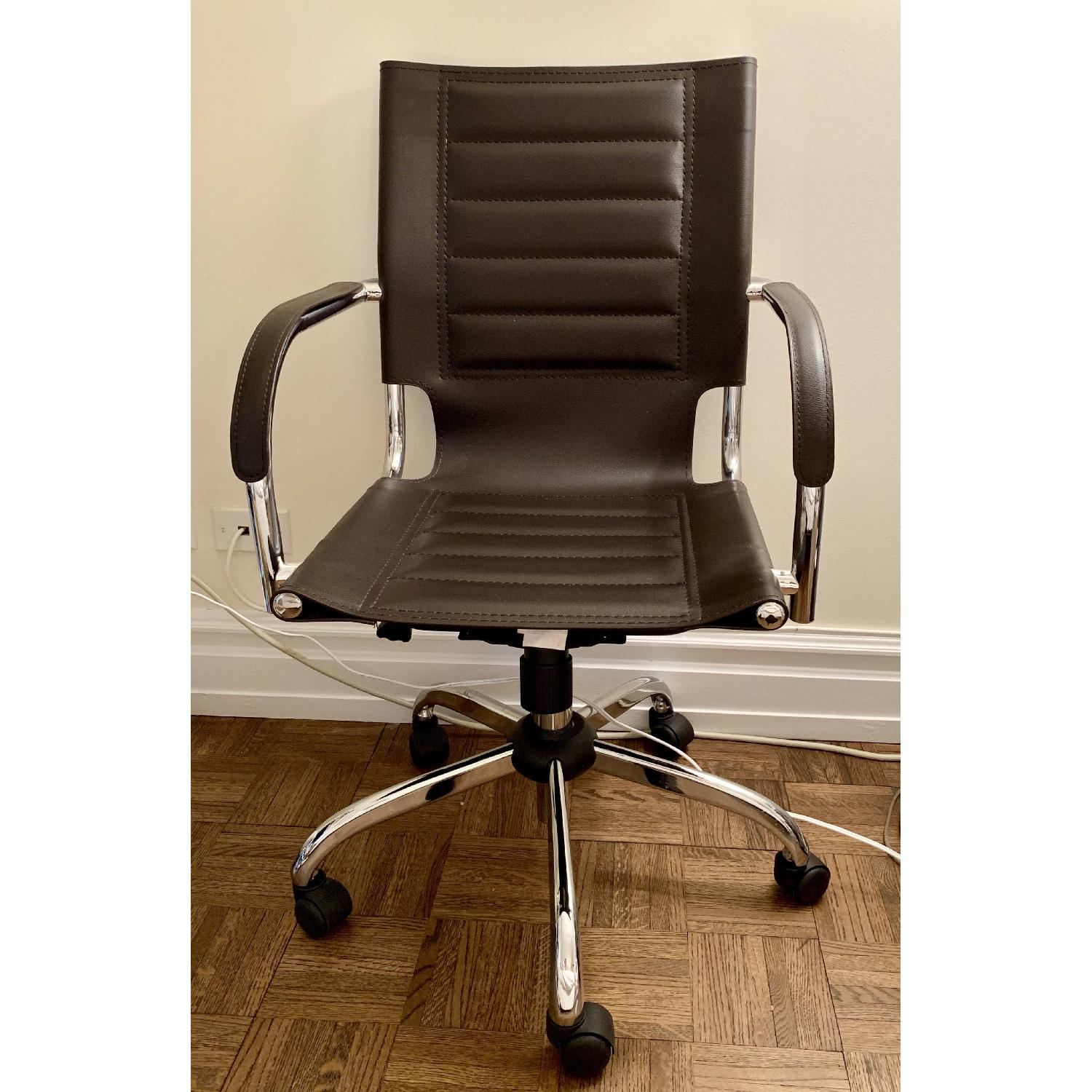 Ave Six Trinidad Espresso Office Chairs-0
