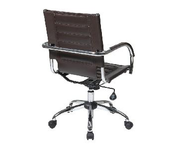 Ave Six Trinidad Espresso Office Chairs