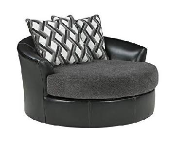 Ashley Coopers Swivel Chair