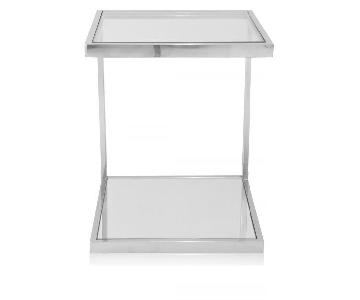 Modani Edan Glass Side Table
