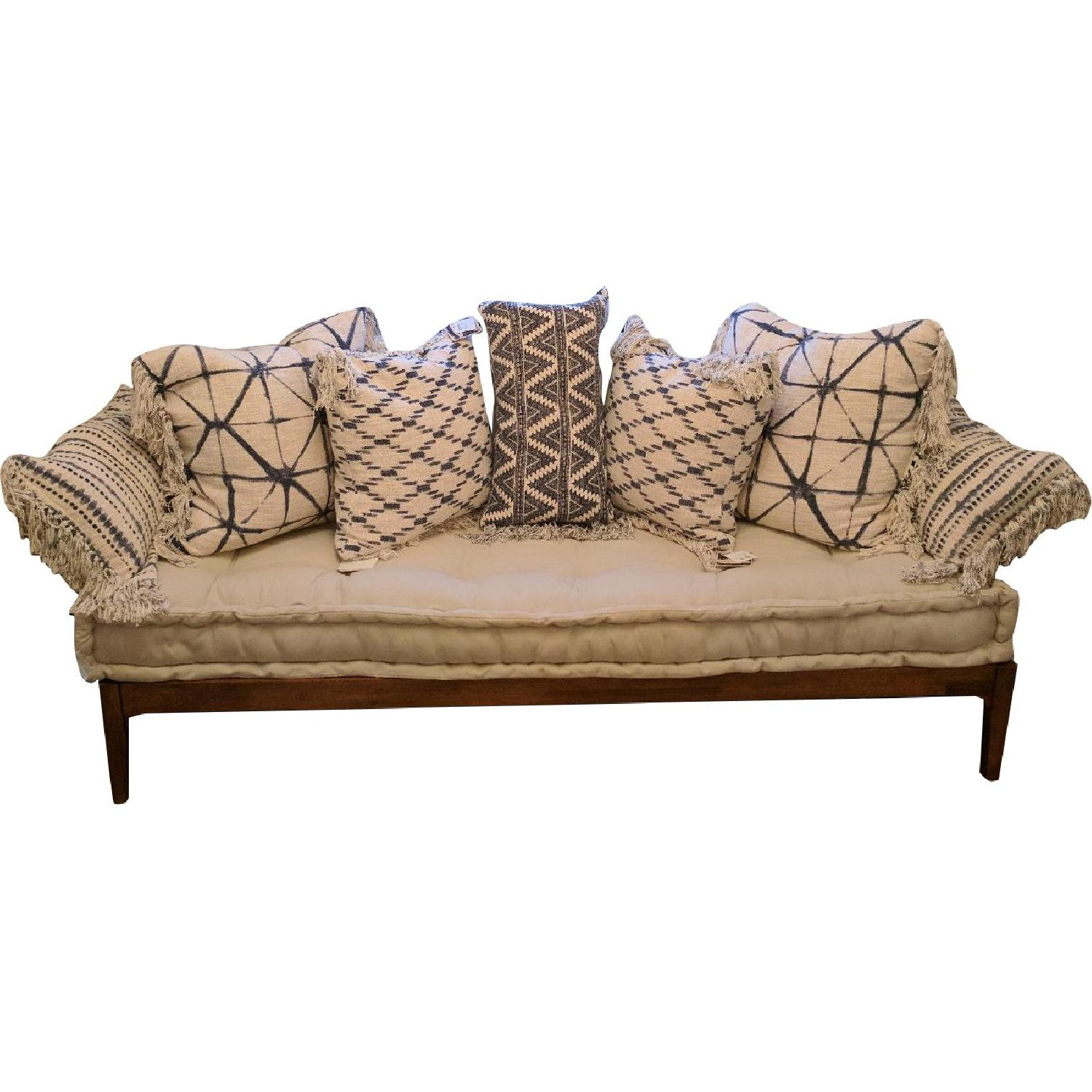 Urban Outfitters Hopper Daybed w/ Cushion-4
