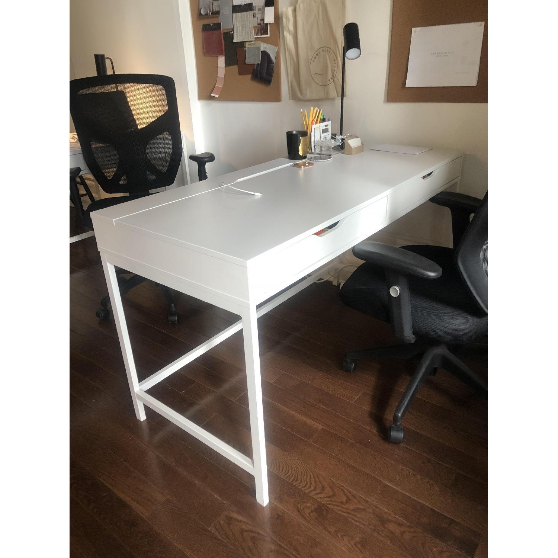 Ikea Alex Desk-0