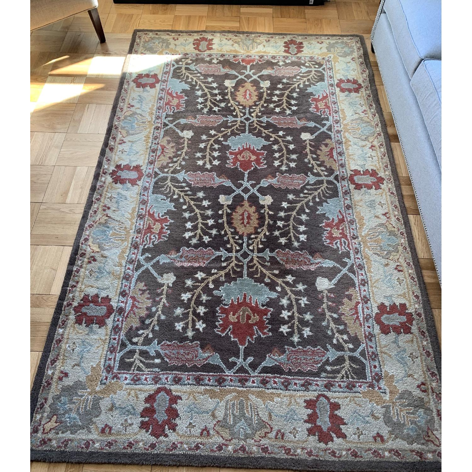 Pottery Barn Brandon Persian-Style Wool Area Rug-0