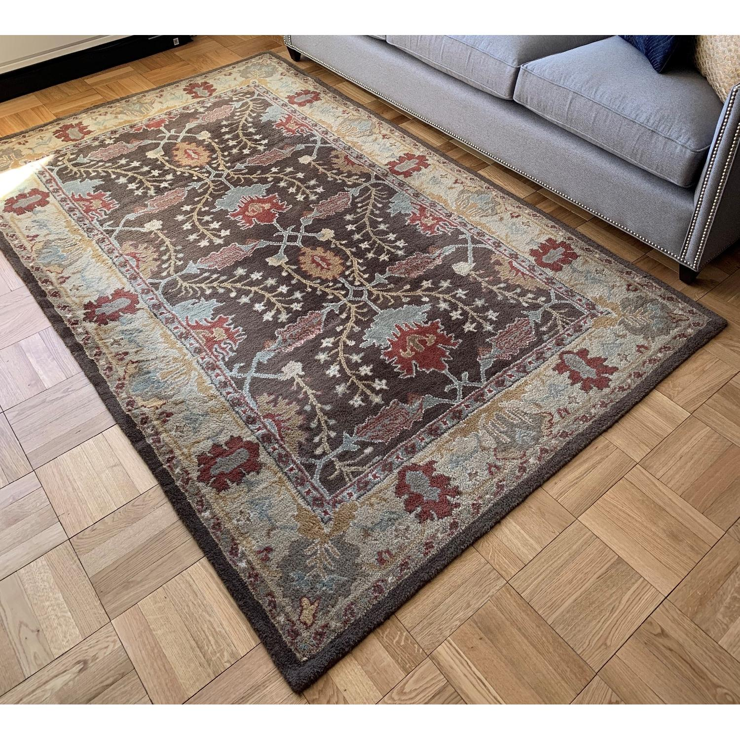 Pottery Barn Brandon Persian-Style Wool Area Rug-1