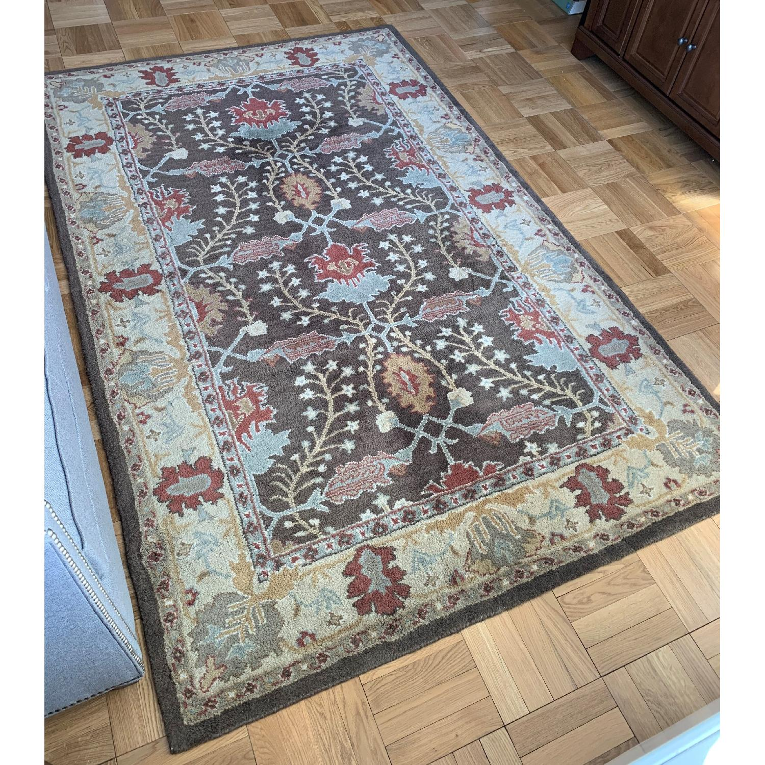 Pottery Barn Brandon Persian-Style Wool Area Rug-2