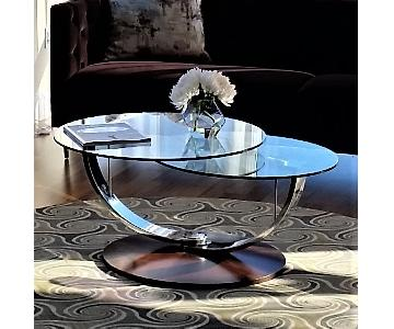 Tulley Swivel Coffee Table