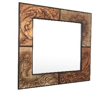 Pier 1 Square Mirror