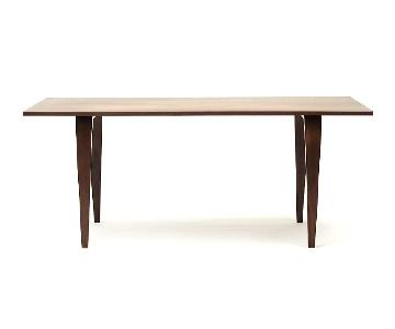 Design Within Reach Maple Rectangular Dining Table