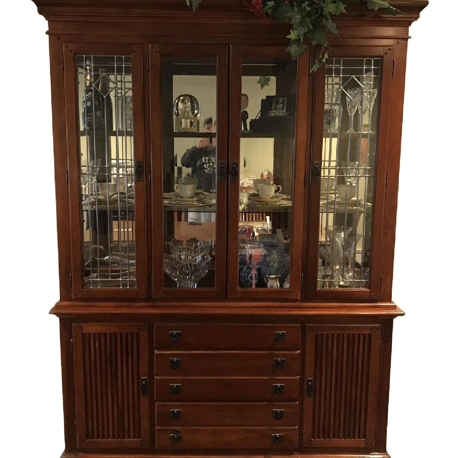 Legacy Classic Mission Collection Buffet/China Cabinet