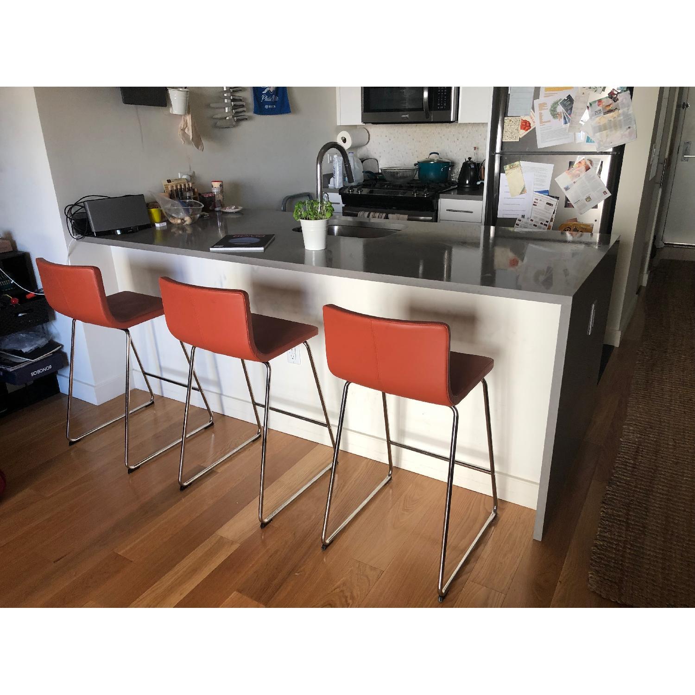 Prime Ikea Bernhard Bar Stool W Backrest Aptdeco Andrewgaddart Wooden Chair Designs For Living Room Andrewgaddartcom