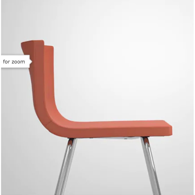Magnificent Ikea Bernhard Bar Stool W Backrest Aptdeco Andrewgaddart Wooden Chair Designs For Living Room Andrewgaddartcom
