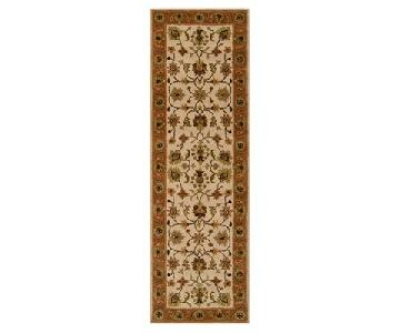 Surya Traditional Pattern Runner Rug