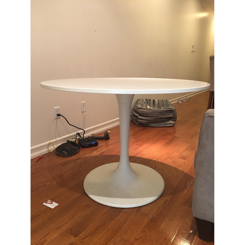 Ikea Docksta Round Table-0