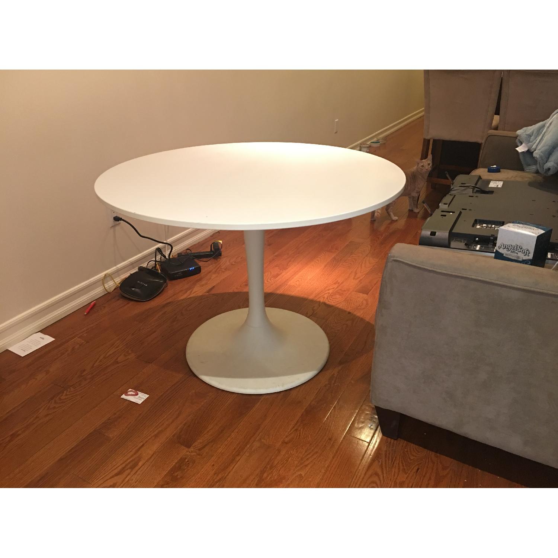 Ikea Docksta Round Table-1