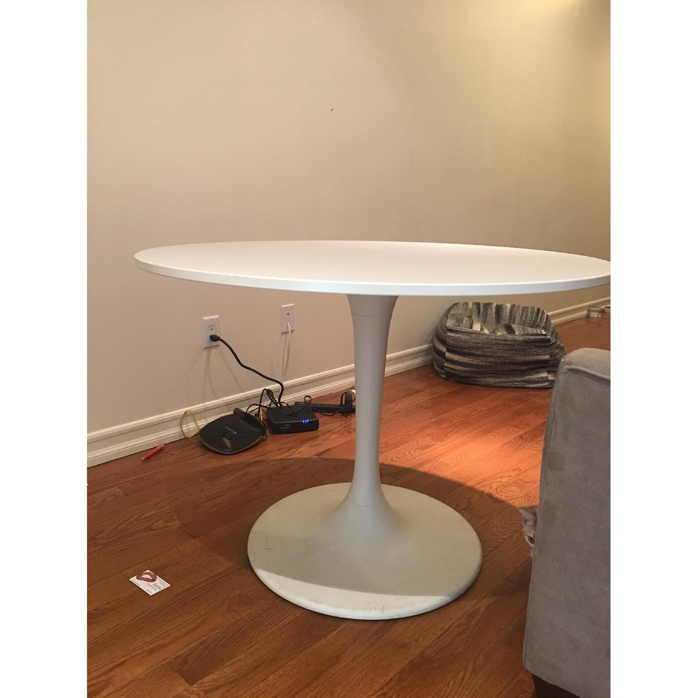 Ikea Docksta Round Table-2