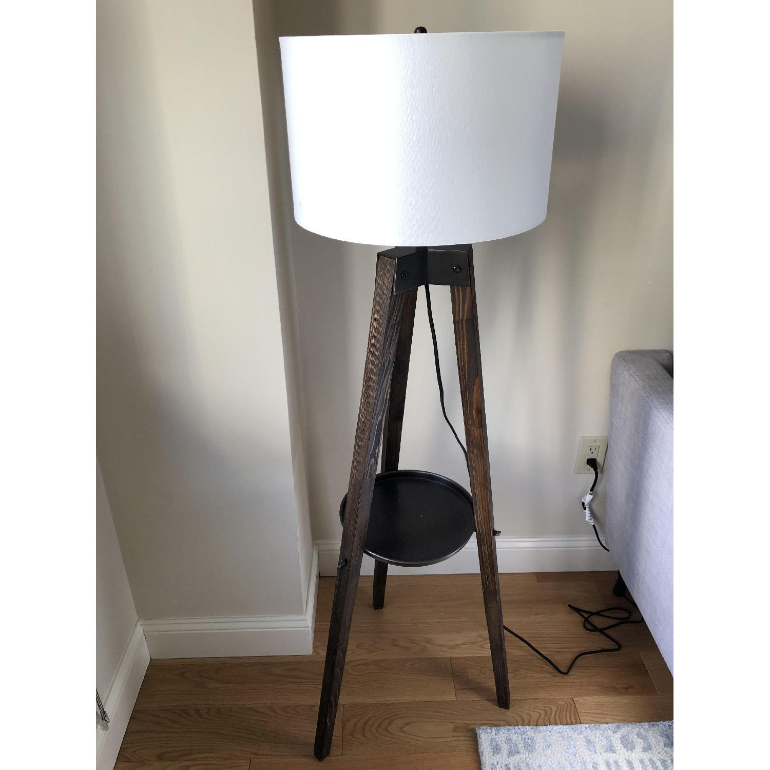 Pottery Barn Miles Tripod Floor Lamp-1