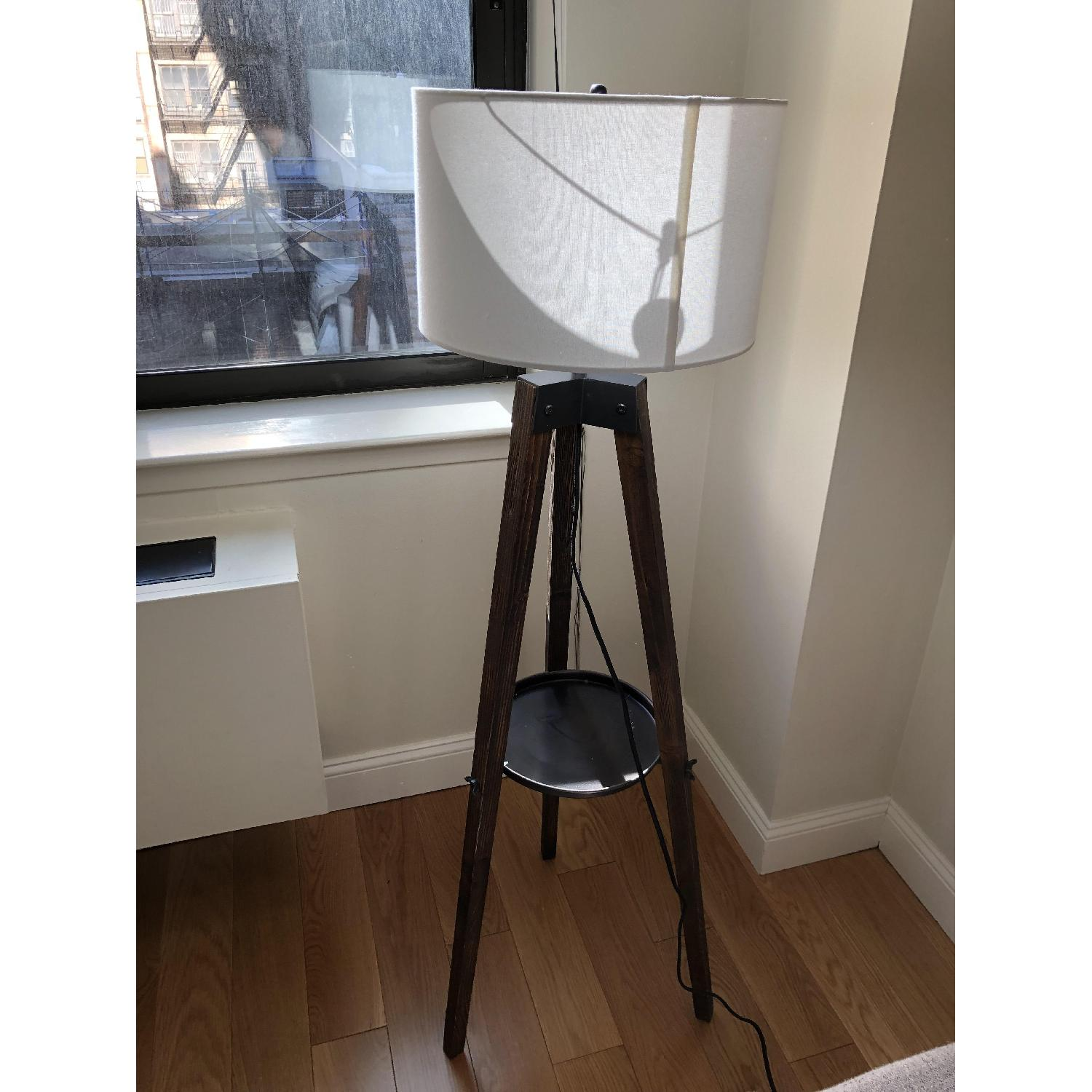 Pottery Barn Miles Tripod Floor Lamp-3