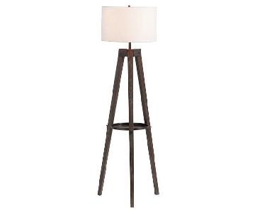 Pottery Barn Miles Tripod Floor Lamp
