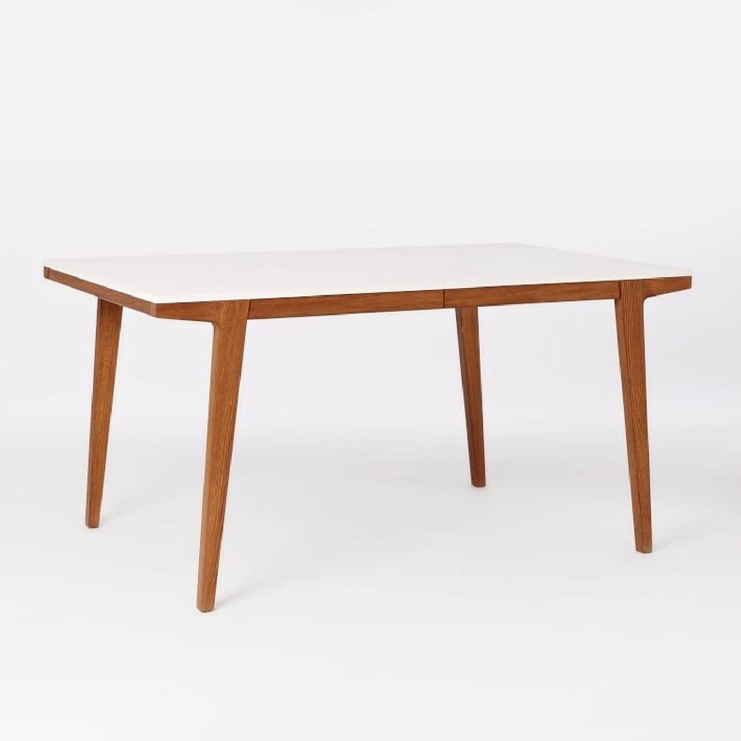 West Elm Modern Expandable Dining Table-6