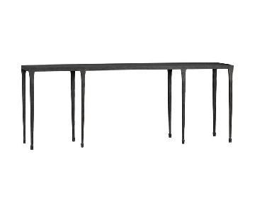 Crate & Barrel Silviano Console Table