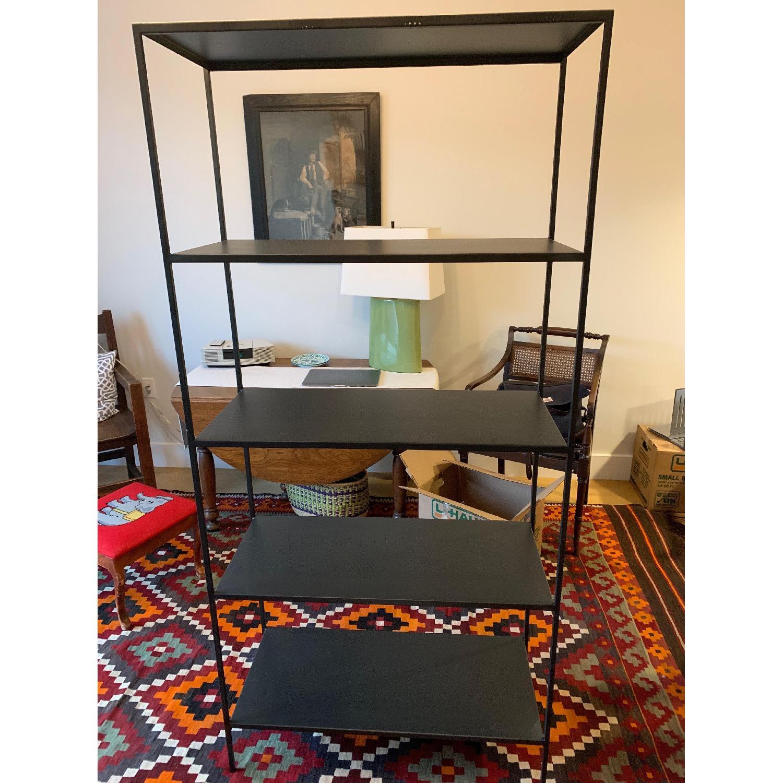Room & Board Slim Modern Bookcase-0