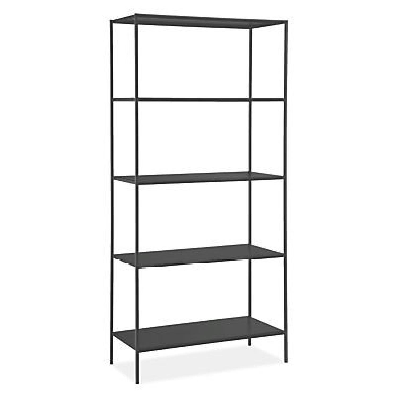 Room & Board Slim Modern Bookcase