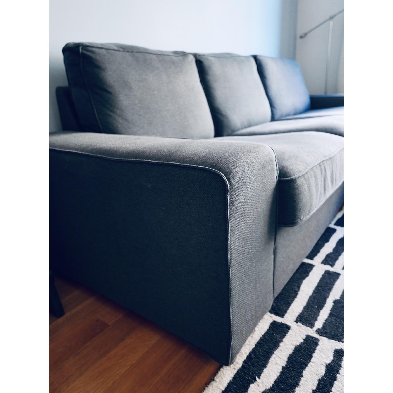 Ikea Kivik Sectional Sofa w/ Chaise-1