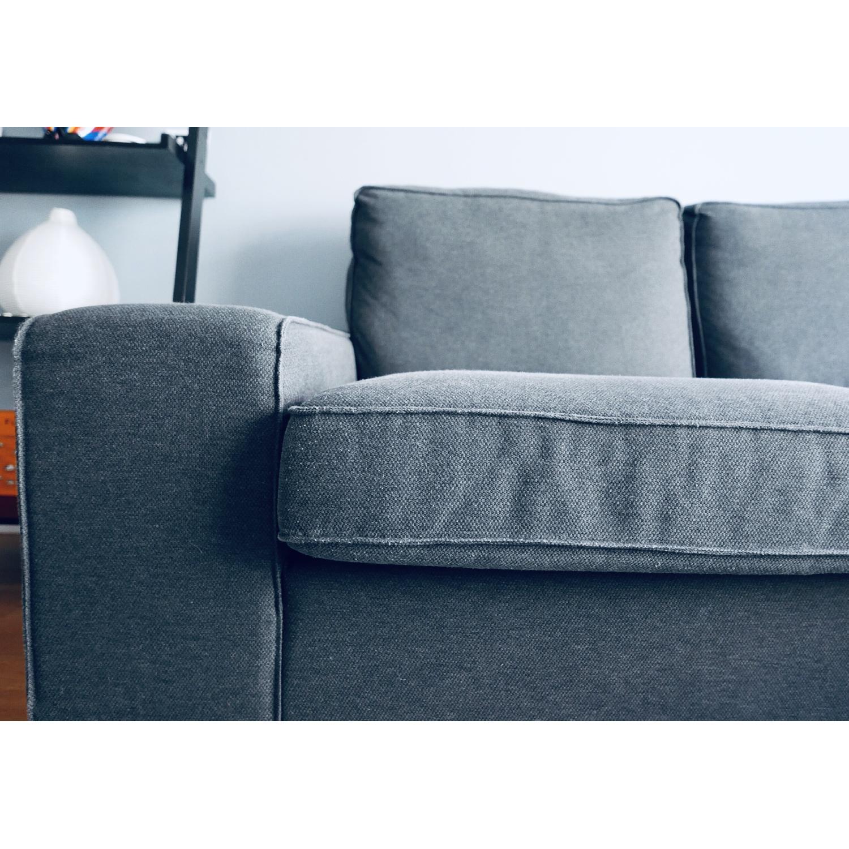 Ikea Kivik Sectional Sofa w/ Chaise-2