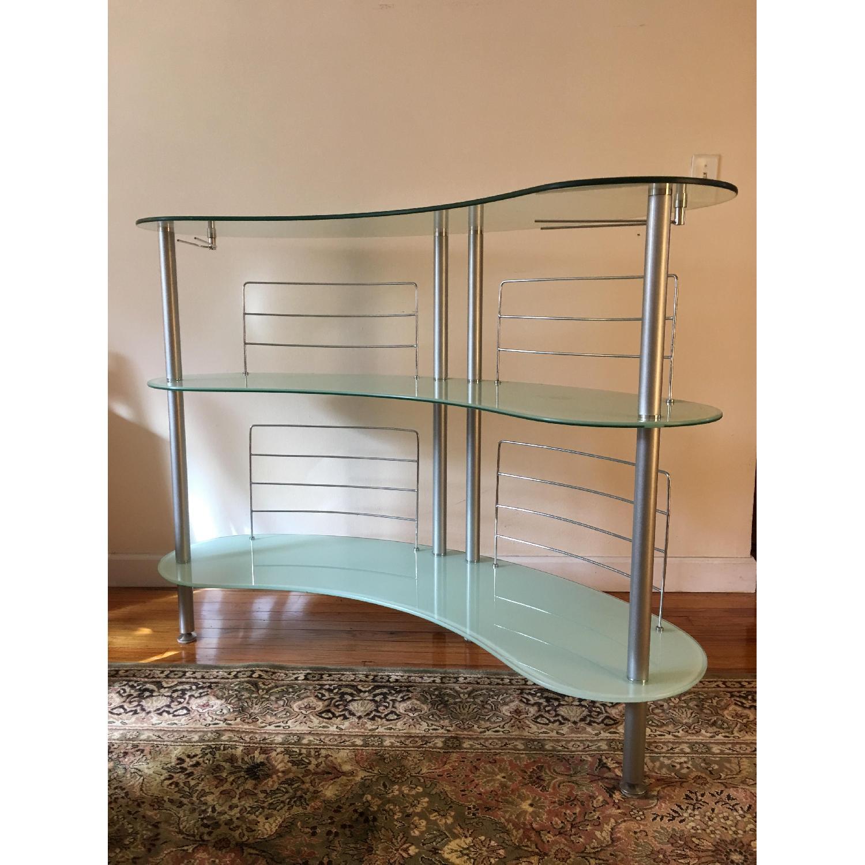 Glass Corner Bar-0